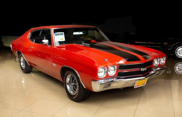 1970 Chevrolet Chevelle SS454 LS7