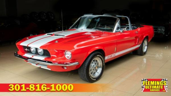 1967 Ford Mustang GT350