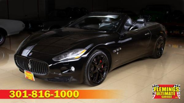 2011 Maserati