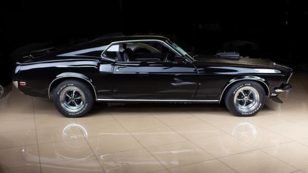 1969 Ford Mustang Pro touring Mach 1