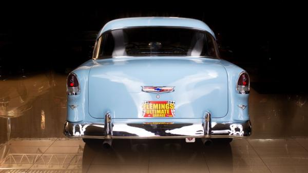 1955 Chevrolet 210/BelAir Supercharged