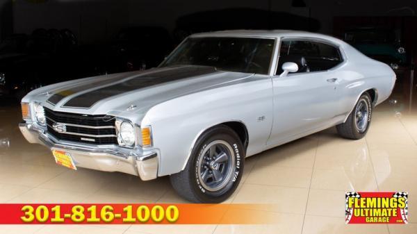 1972 Chevrolet Chevelle SS396
