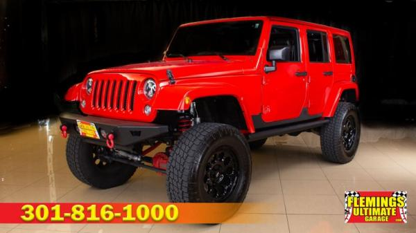 2017 Jeep Wrangler MOAB Unlimited 4x4