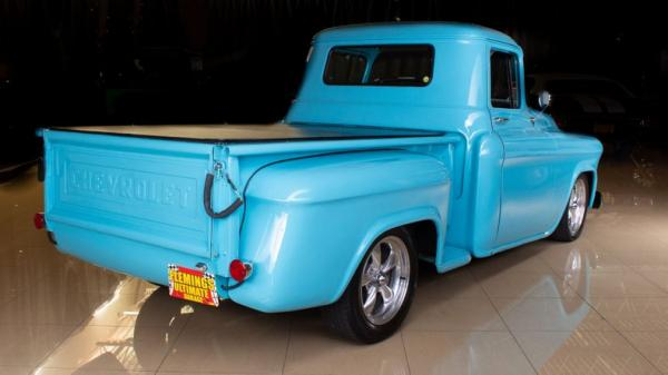 1958 Chevrolet 3100 StepSide Pickup Pro Touring