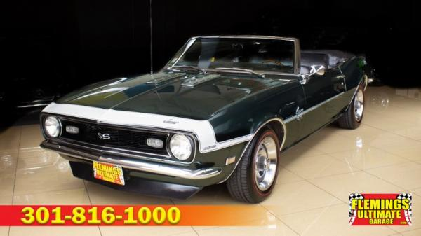 1968 Chevrolet Camaro SS396