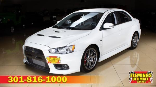 2015 Mitsubishi Evolution X MR