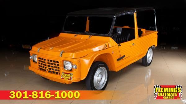 1977 Citroen Mehari Beach cabriolet