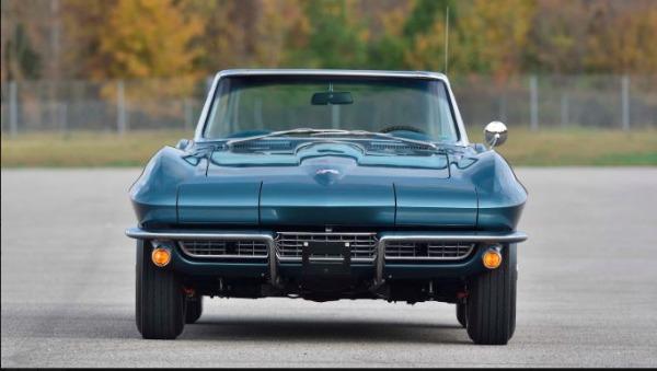 1967 Chevrolet Corvette - SOLD!!