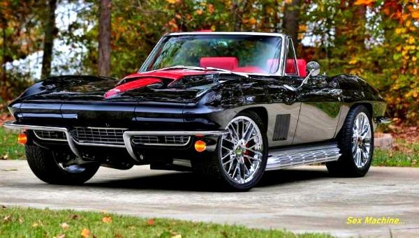 1965 Chevrolet C2 Pro Touring Corvette - SOLD!
