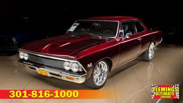 1966 Chevrolet Chevelle LS Supercharged