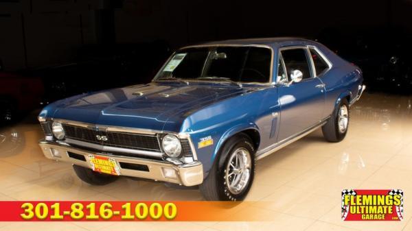 1970 Chevrolet Nova SS396 L78