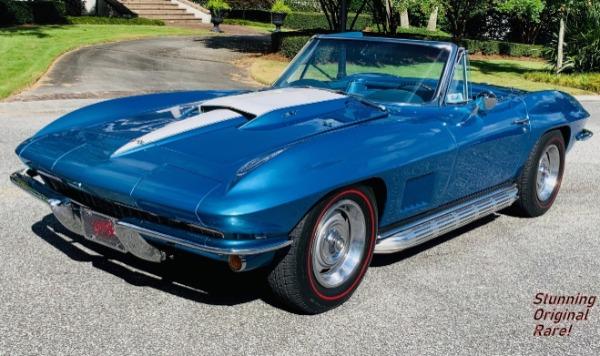 1967 Corvette Convertible L71 SOLD!!