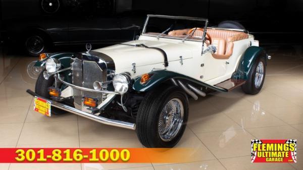 1931 Mercedes-Benz SSK