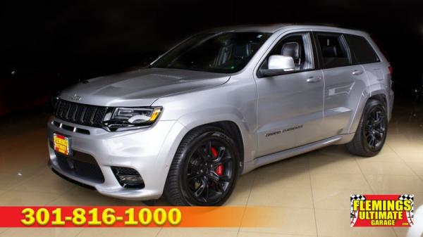 2017 Jeep Grand Cherokee SRT