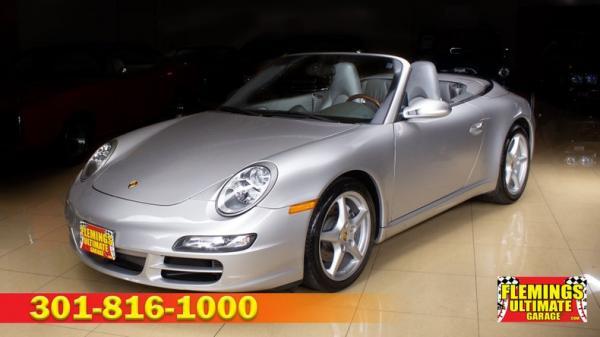 2007 Porsche 911 Cabriolet