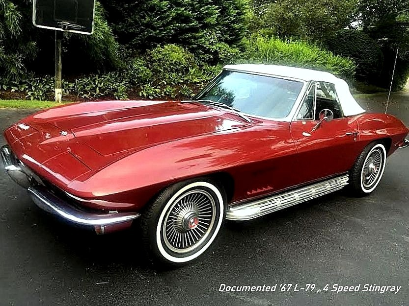 1967 Chevrolet Corvette - SOLD!! Collector Convertible