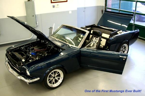 1965 Ford Mustang Convertible Restomod - Price Drop!