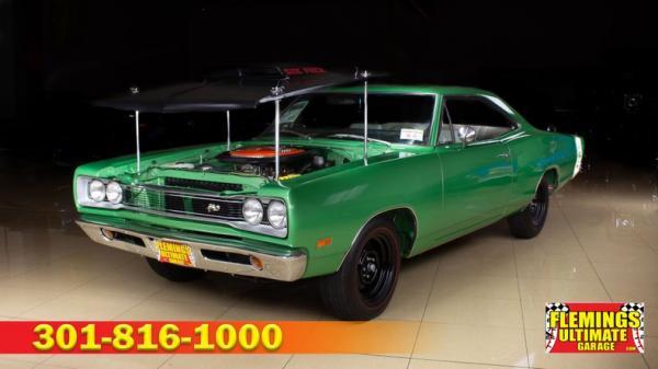 1969 Dodge A12 Super-Bee 440 6-Pack