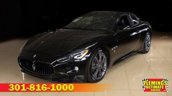 2012 Maserati Gran Turismo S