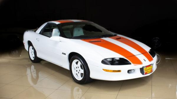 1997 Chevrolet Camaro Z/28 30th Anniversary