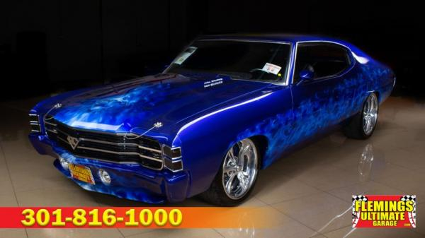 1972 Chevrolet Chevelle SC Special Edition Pro Touring