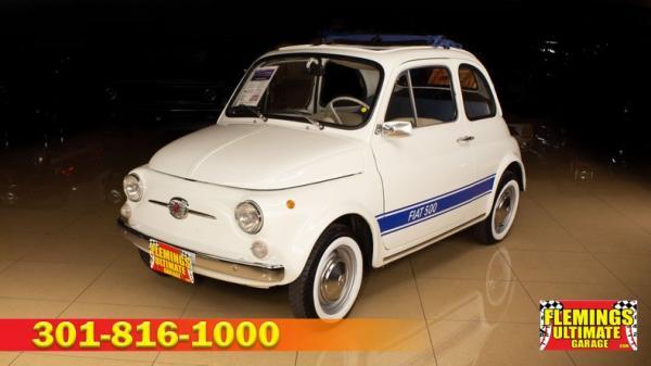 1967 Fiat 500 Cabrio