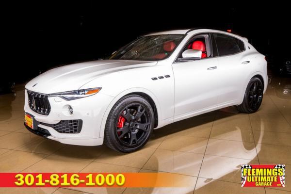 2017 Maserati Levante S Q4