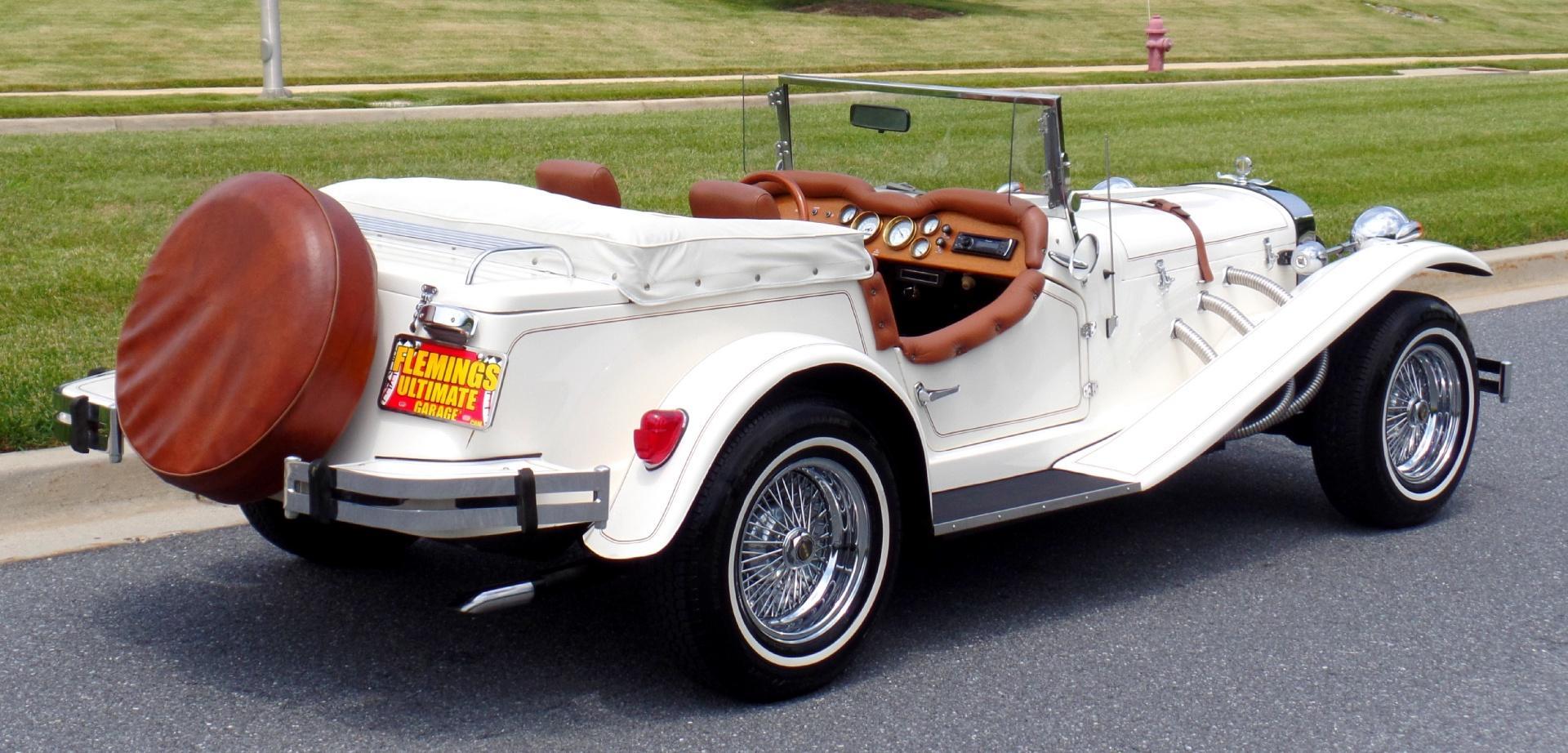 1929 mercedes benz replica