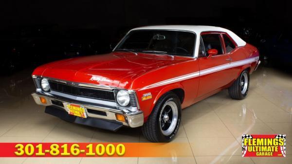 1972 Chevrolet Nova Rally