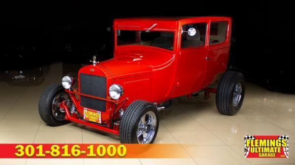 1927 Ford Tudor Street Rod
