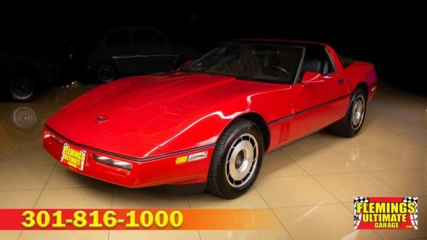 1984 Chevrolet Corvette 2808 orig miles!
