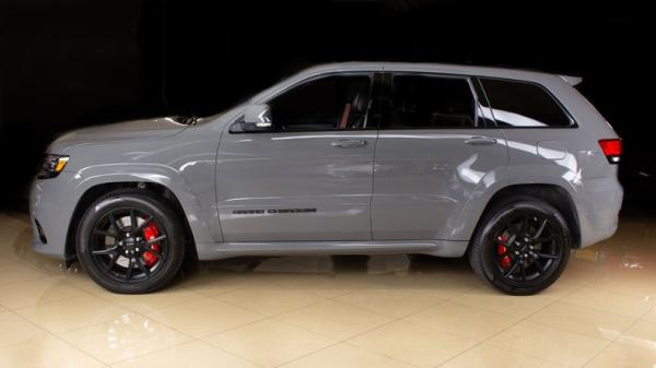 2020 Jeep Grand Cherokee SRT