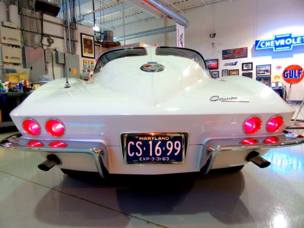 1963 Chevrolet Corvette Stingray Top Flight Split Window