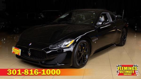 2014 Maserati Gran Turismo S
