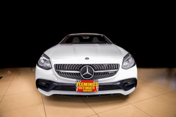 2017 Mercedes-Benz SLC43 AMG convertible
