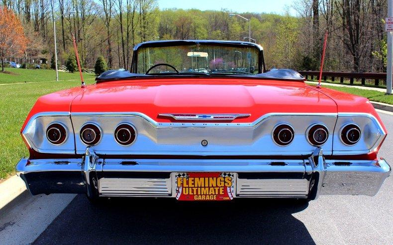 1963 Chevrolet IMPALA SS409 425HP SS409 815
