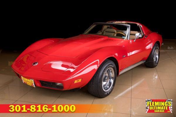 1973 Chevrolet Corvette 454 Coupe