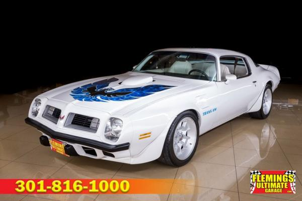 1975 Pontiac Trans Am Pro Touring