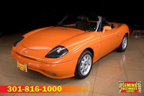 1995 Fiat Barchetta Roadster launch edition