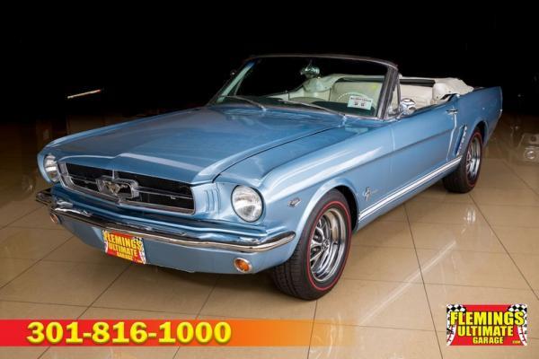 1965 Ford Mustang Rare K code