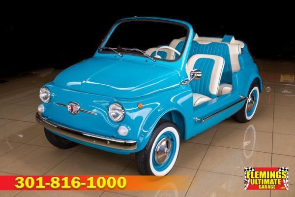1973 Fiat 500 Jolly