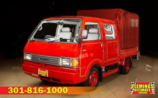 1992 Mazda Bongo Brawny Fire Truck