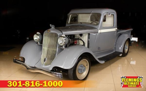 1935 Dodge Pickup Pro tour $110K build