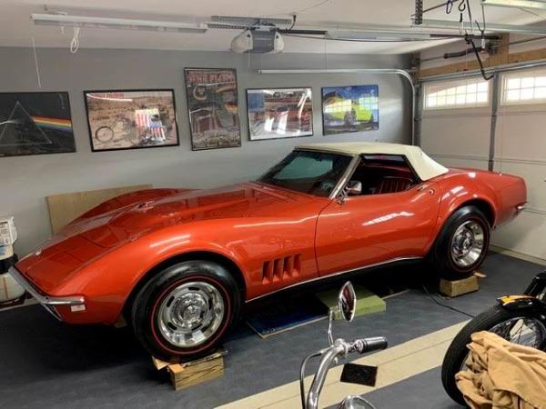 1968 Chevrolet Corvette - SOLD!!