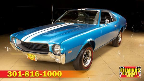 1968 AMC AMX Go pack + 4speed