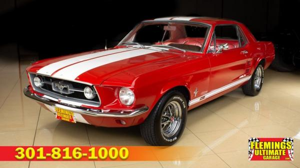 1967 Ford Mustang GT 390