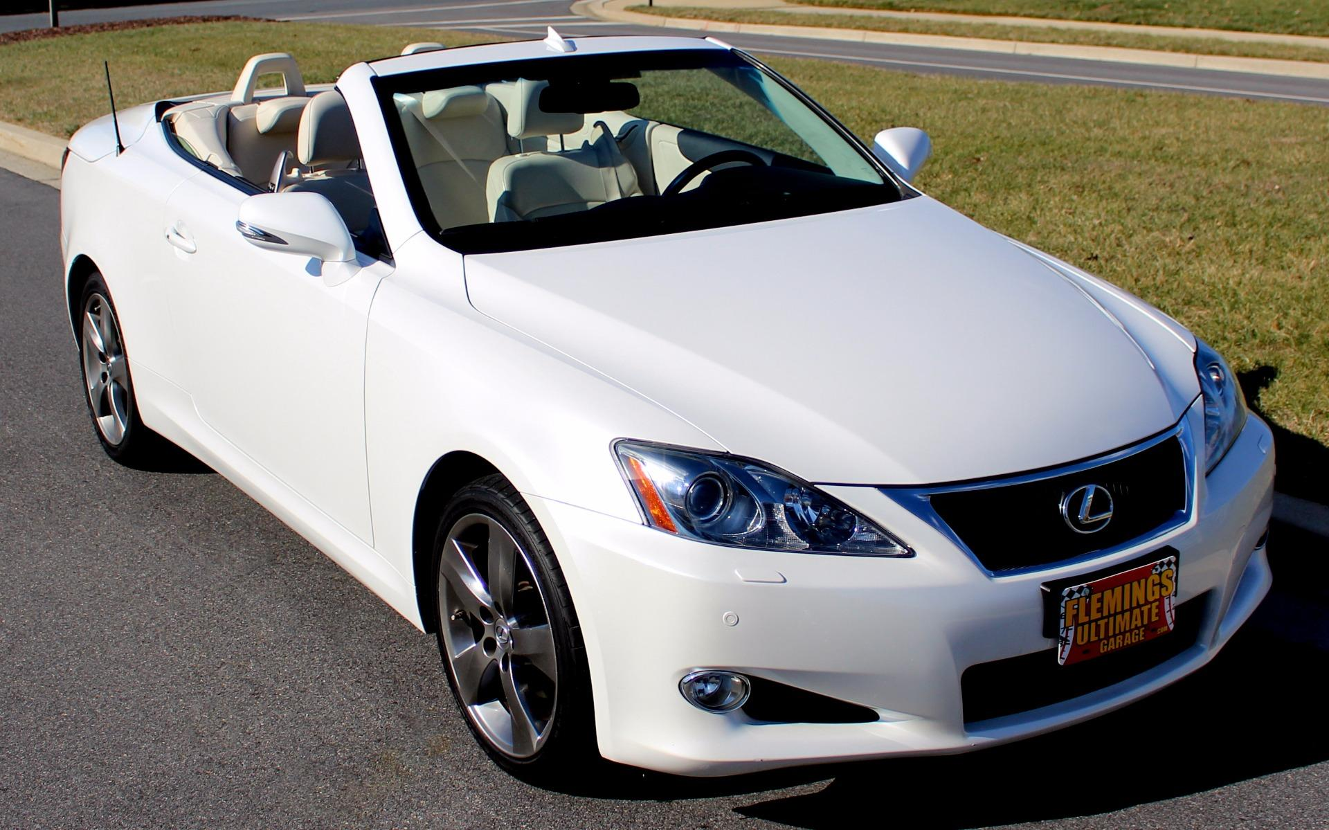 lexus convertible htm c l is