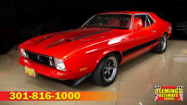 1973 Ford Mustang Pro touring Mach 1