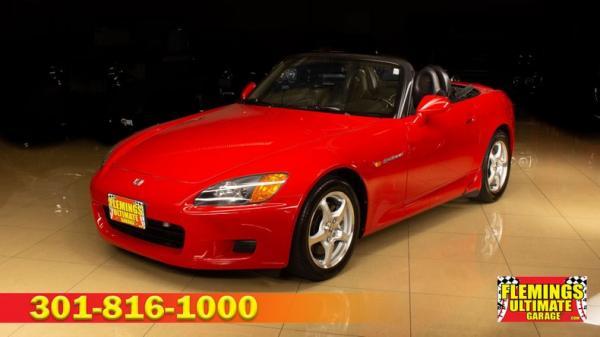 2000 Honda S2000 Roadster