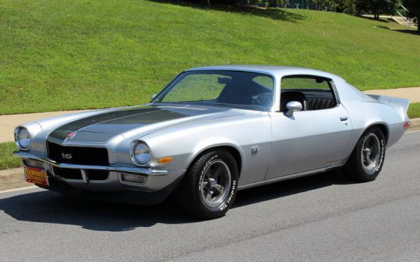 1971 Chevrolet CAMARO SS350